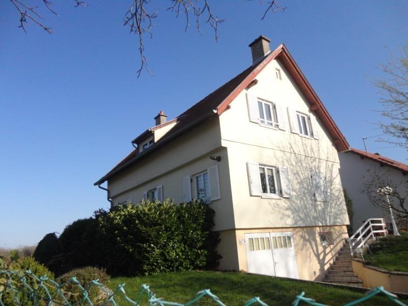Vente maison / villa Marieulles 240000€ - Photo 1