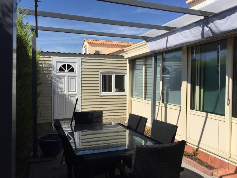 Vente maison / villa St vincent sur jard 208000€ - Photo 7