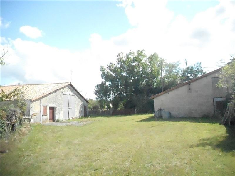Vente maison / villa Pamproux 59900€ - Photo 2