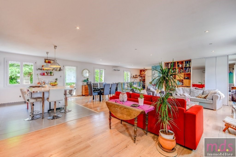 Deluxe sale house / villa Montrabe 415000€ - Picture 2