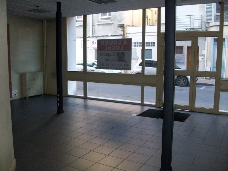 Vente local commercial Roanne 65 000€ - Photo 4