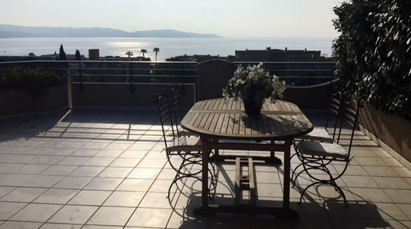 Vacation rental apartment Cavalaire 800€ - Picture 7