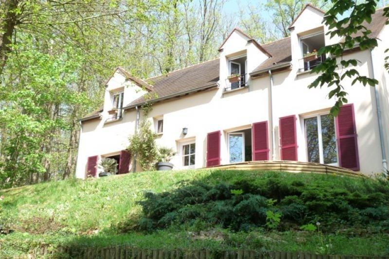 Vente maison / villa Orgeval 645000€ - Photo 1