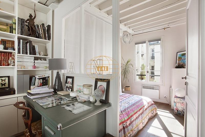 Vente appartement Paris 3ème 830000€ - Photo 4