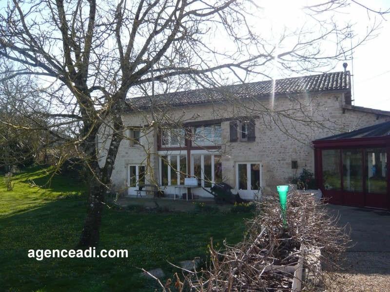 Vente maison / villa Chey 208000€ - Photo 1
