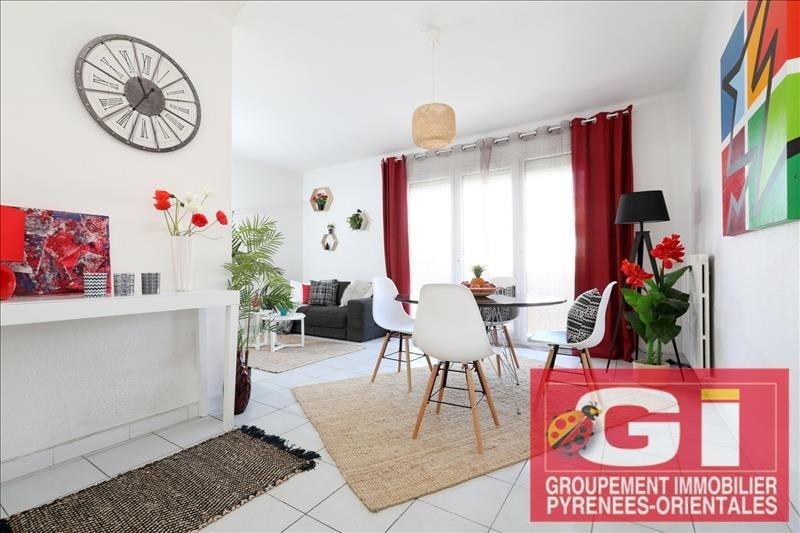 Vente appartement Perpignan 74 280€ - Photo 1