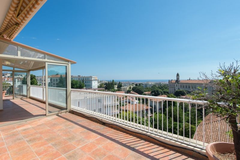 Deluxe sale apartment Nice 799000€ - Picture 2