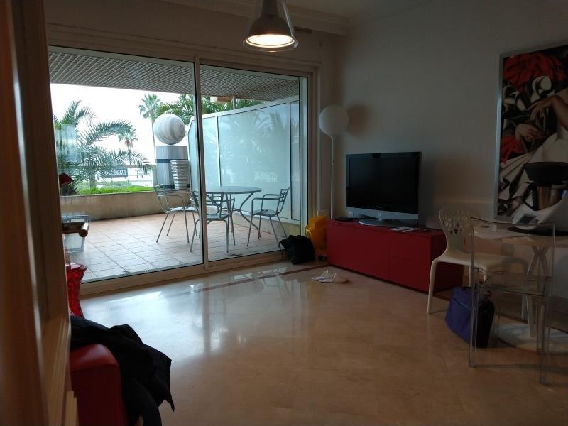 Vente appartement Le golfe juan 210000€ - Photo 2