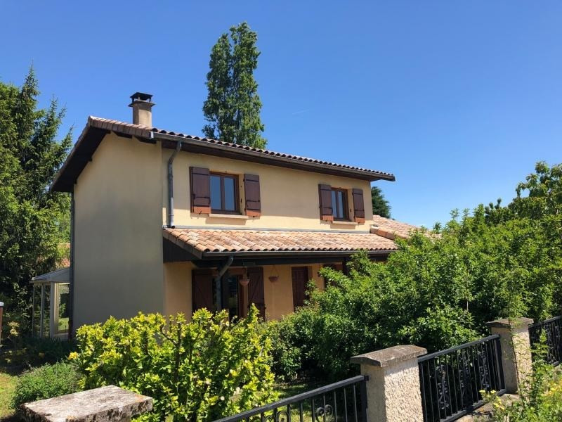 Vente maison / villa Septeme 292000€ - Photo 1