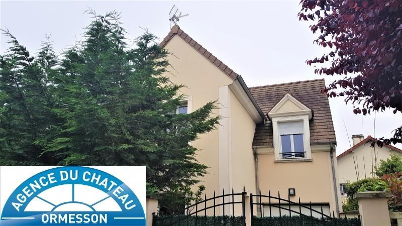 Vente maison / villa Ormesson sur marne 392 000€ - Photo 1