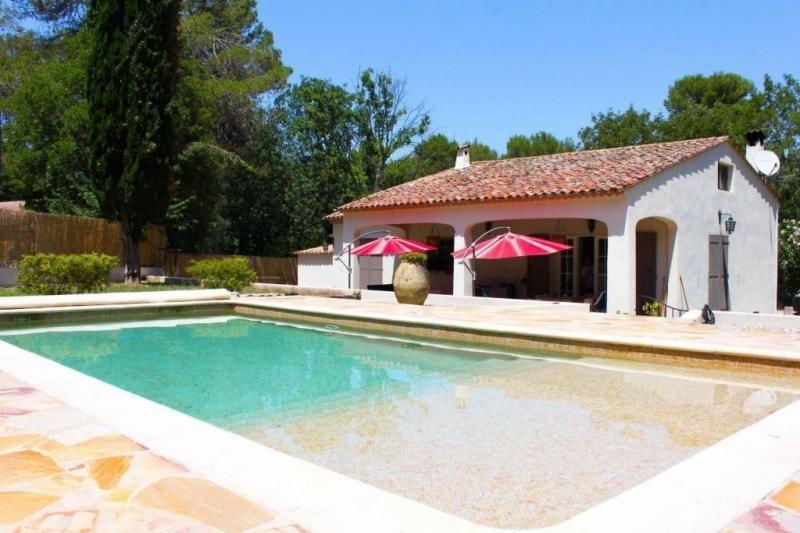 Sale house / villa Callas 375000€ - Picture 1