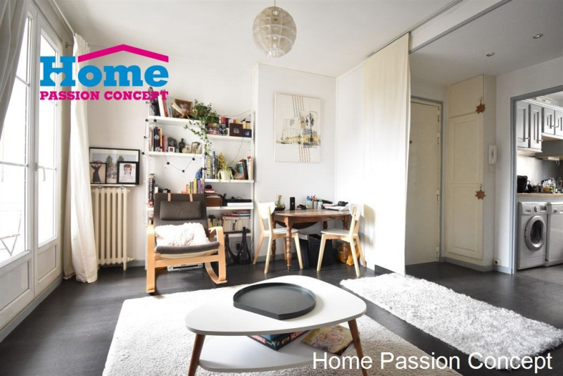 Sale apartment Colombes 222500€ - Picture 2