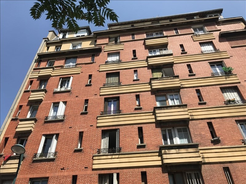 Vente appartement Gennevilliers 100 000€ - Photo 1