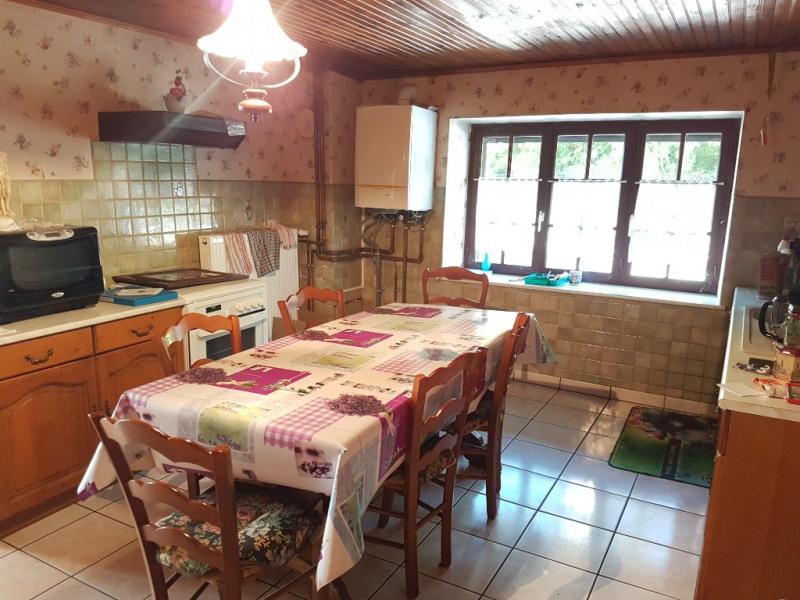 Sale house / villa Neuvillers sur fave 107900€ - Picture 4