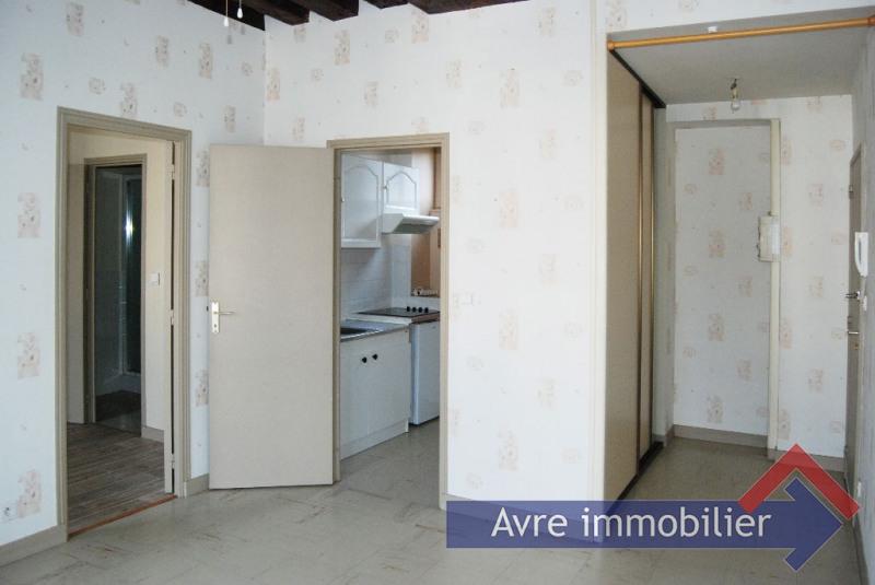 Rental apartment Verneuil d'avre et d'iton 390€ CC - Picture 1