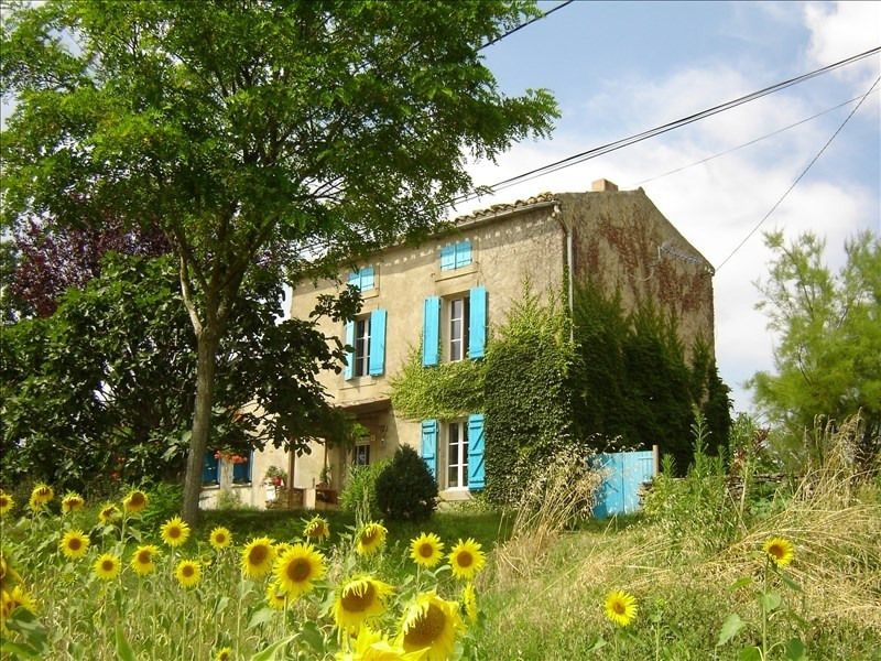 Vente maison / villa Mirepoix 180 000€ - Photo 1