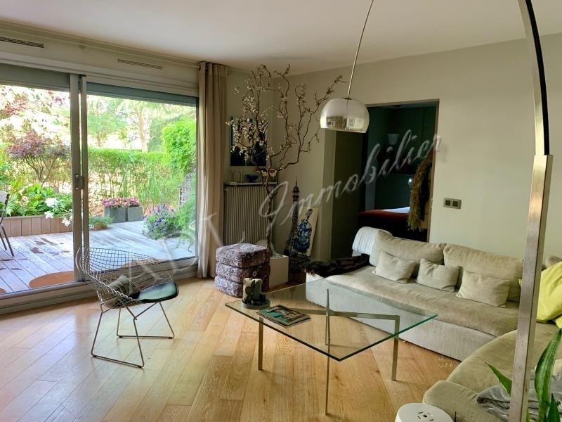 Sale apartment Gouvieux 375000€ - Picture 2