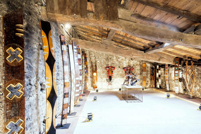 Vente de prestige château Fleurie 1198000€ - Photo 8