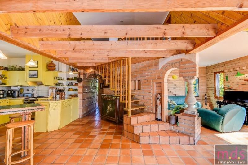 Sale house / villa Verfeil 385000€ - Picture 3