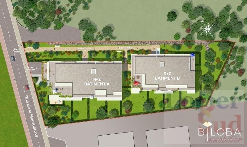 Sale apartment Montpellier 351000€ - Picture 3