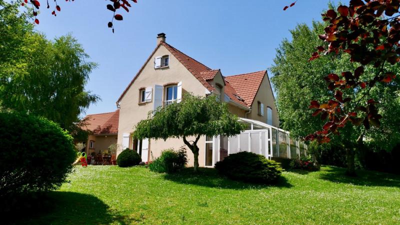Venta  casa Villennes sur seine 998000€ - Fotografía 1