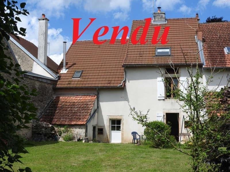Vente maison / villa Secteur recey s/ource 102500€ - Photo 1