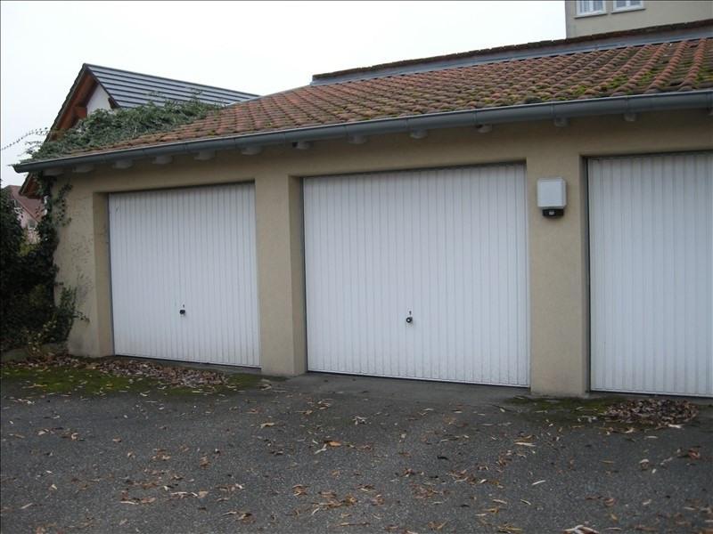 Location parking Wissembourg 60€ CC - Photo 1