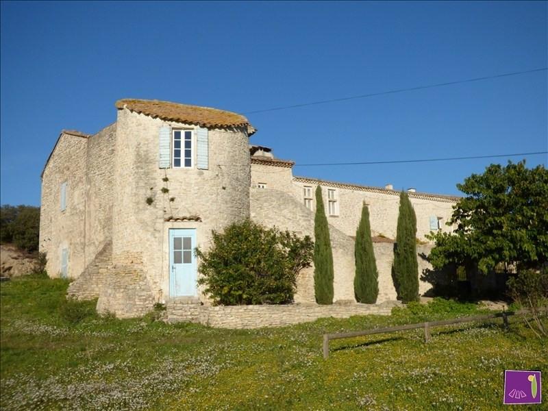 Immobile residenziali di prestigio casa Uzes 1590000€ - Fotografia 7
