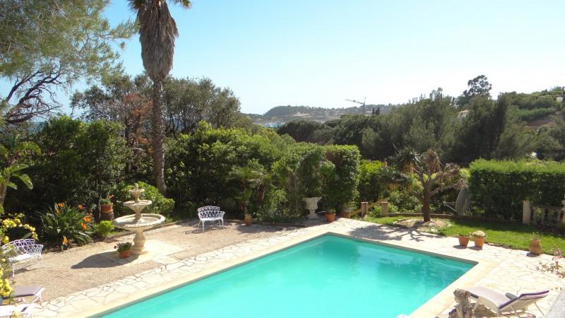 Location vacances maison / villa Cavalaire sur mer 4200€ - Photo 3