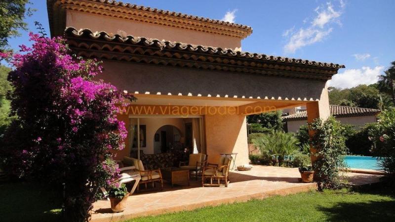Vendita nell' vitalizio di vita casa Sainte-maxime 1045000€ - Fotografia 3