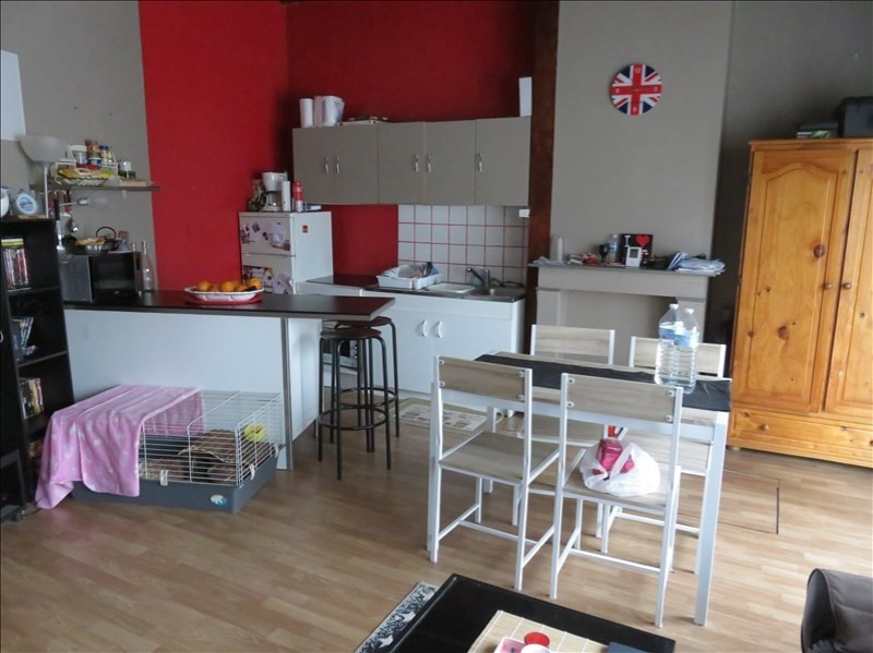 Rental apartment Dunkerque 560€ CC - Picture 1