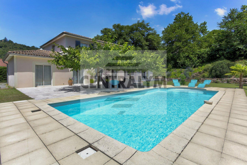 Vente de prestige maison / villa Sainte-colombe-lès-vienne 546000€ - Photo 8