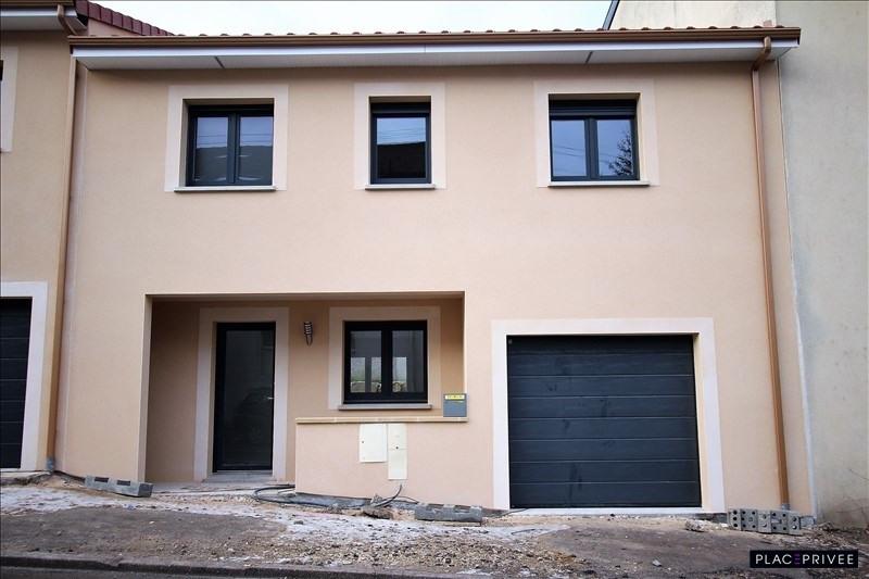 Rental house / villa St nicolas de port 950€ CC - Picture 1