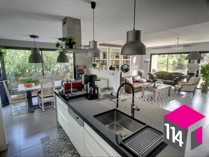 Vente maison / villa Castries 520000€ - Photo 2