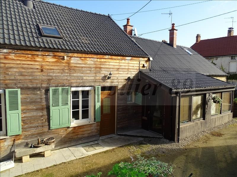 Sale house / villa A 15 mins de chatillon 192000€ - Picture 1