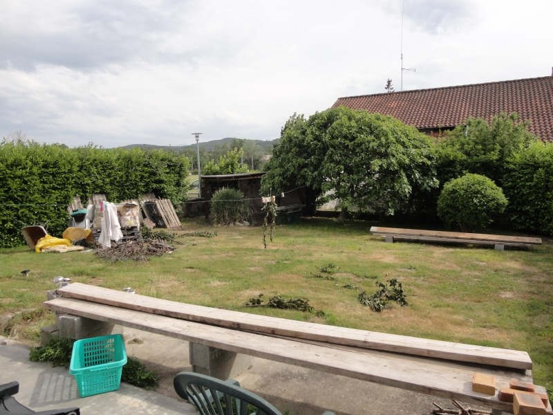 Sale house / villa Les pujols 168000€ - Picture 8