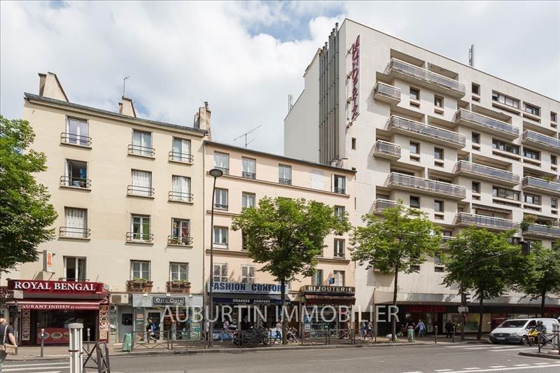 Vente appartement Paris 18ème 119000€ - Photo 5