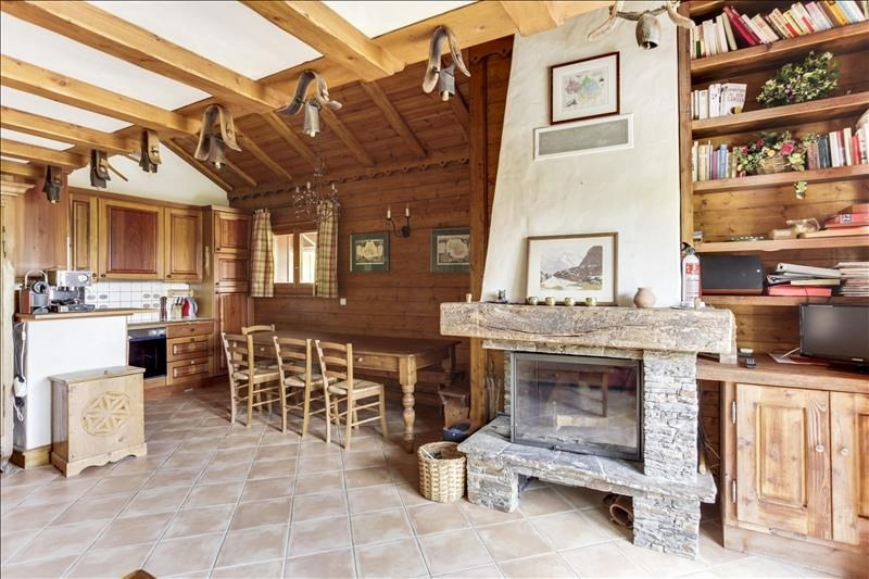 Deluxe sale apartment Meribel 1 300 000€ - Picture 1