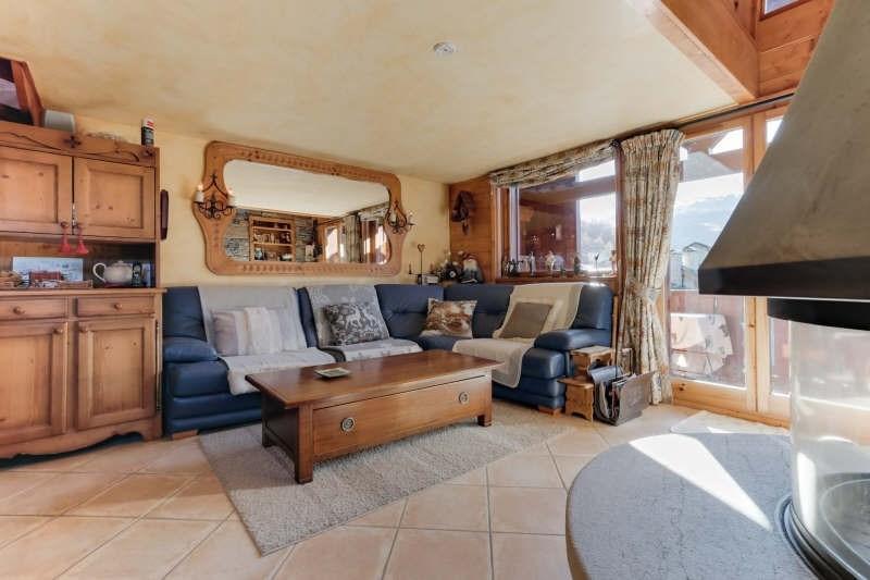 Deluxe sale apartment Meribel 750000€ - Picture 2
