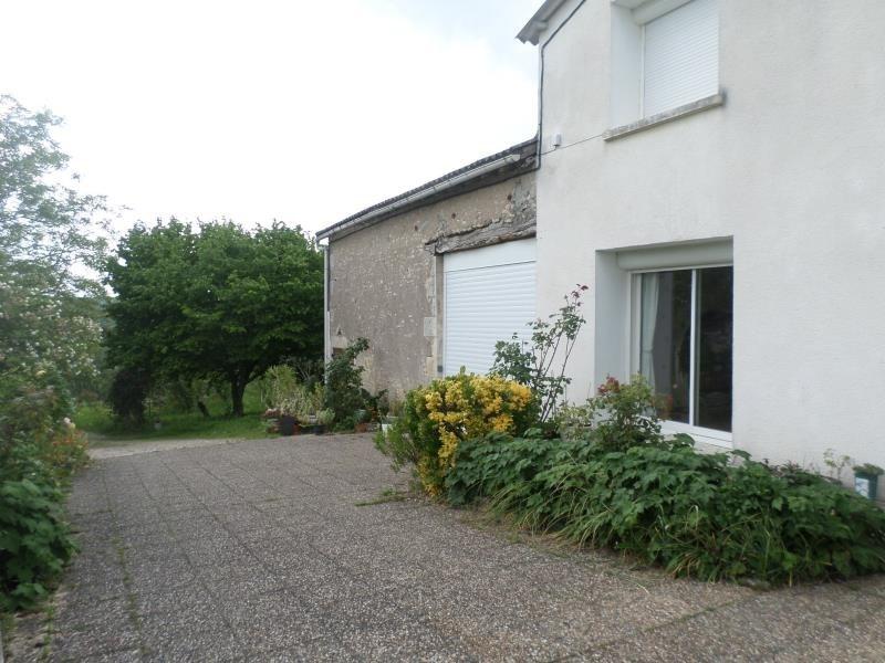 Vente maison / villa Civaux 111500€ - Photo 2