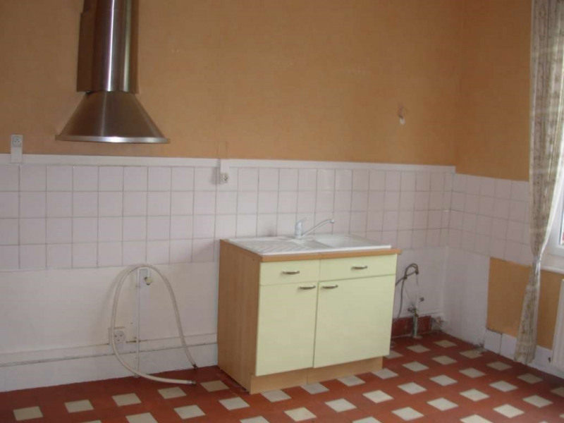 Rental house / villa Fargniers 590€ +CH - Picture 6