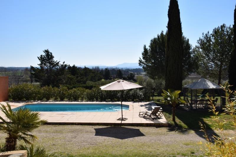 Vente maison / villa Eguilles 595000€ - Photo 3