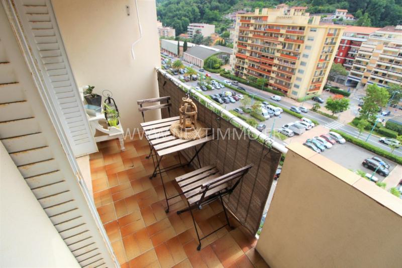 Vendita appartamento Menton 290000€ - Fotografia 9