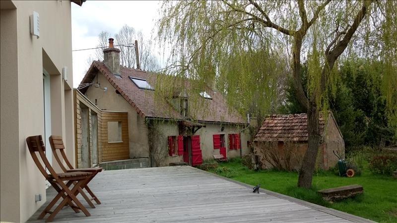 Sale house / villa Franchesse 171000€ - Picture 1