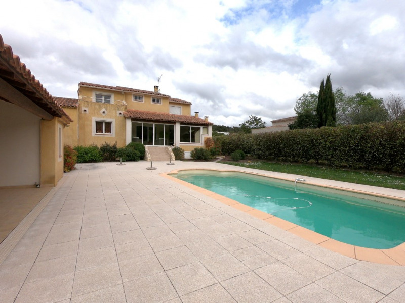 Rental house / villa Simiane collongue 2530€ CC - Picture 1