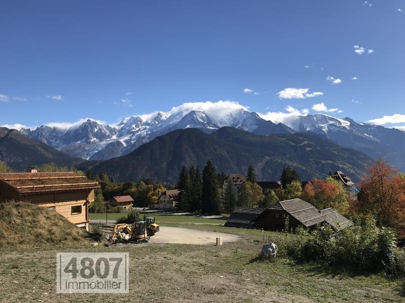 Vente terrain Passy 140000€ - Photo 1
