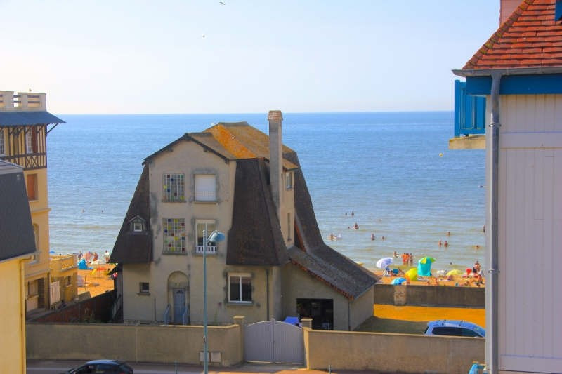 Sale apartment Villers sur mer 65 000€ - Picture 1