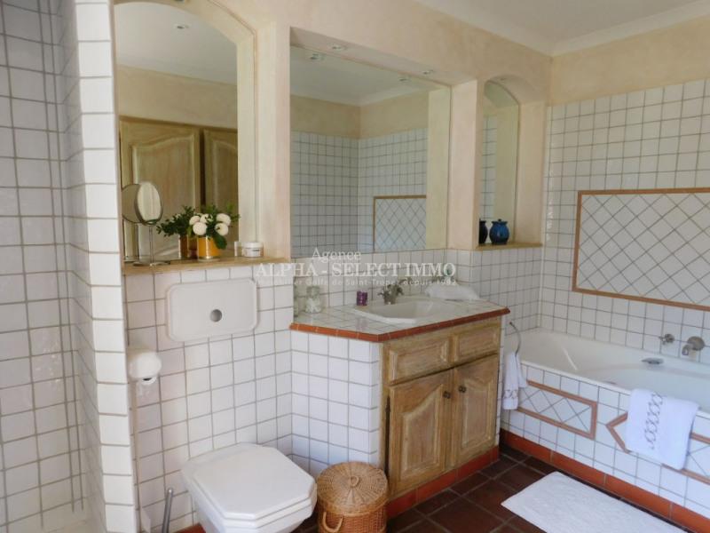 Vente de prestige maison / villa Ramatuelle 4935000€ - Photo 8