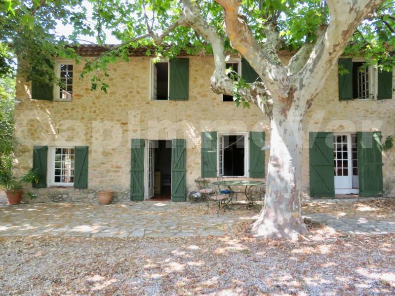 Vente de prestige maison / villa Le castellet 1200000€ - Photo 4
