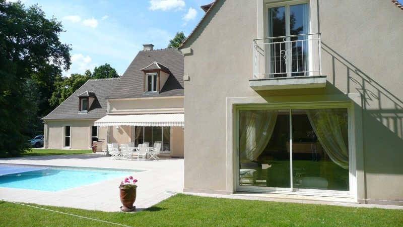 Vente de prestige maison / villa Lamorlaye 1190000€ - Photo 2